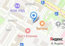 Компания «Зюзинский районный суд» на карте