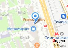 Компания «Юрвест» на карте