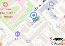 Компания «Московская Немецкая Газета» на карте