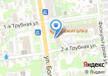 Компания «Болоховский завод строительных конструкций» на карте