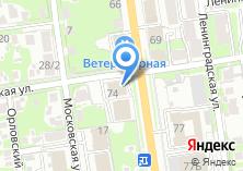 Компания «МРТ-Эксперт-Т» на карте