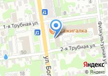 Компания «ПАСКАЛЬ» на карте