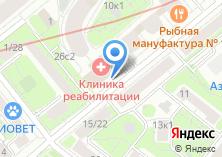 Компания «Тиофан-Ветом» на карте