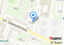 Компания «Tabachok.ru» на карте