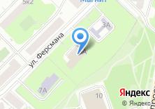 Компания «ПериТек» на карте