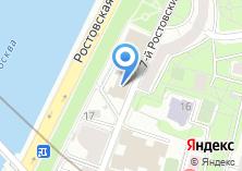 Компания «Мировые судьи района Хамовники» на карте