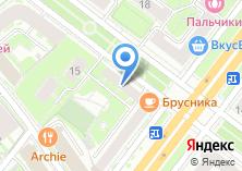 Компания «Аватара» на карте