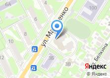 Компания «Русмебель» на карте