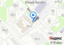 Компания «Инпродмаш» на карте