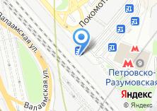 Компания «DW-auto» на карте