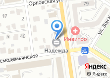 Компания «География рекламы» на карте