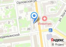 Компания «Bon shopping» на карте