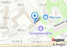 Компания «Отель Сервис» на карте