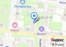 """Компания «""""Dezpak""""» на карте"""