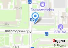 Компания «Север-39» на карте