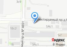 Компания «Горбуновъ» на карте