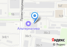 Компания «Илим-центр» на карте