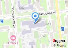Компания «Средняя общеобразовательная школа №1164» на карте