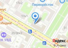 Компания «КонсультантПлюс» на карте