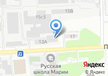 Компания «Лиза моторс» на карте