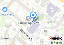 Компания «Московский Бытовой Сервис» на карте