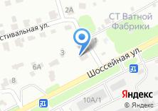 Компания «Good Luck» на карте