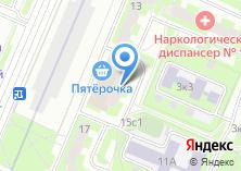 Компания «Мастерская по ремонту обуви и одежды на бульваре Дмитрия Донского» на карте