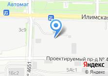 Компания «Спотавтотранс» на карте