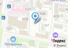 Компания «Elica торговая компания» на карте