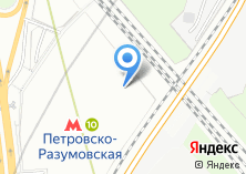 Компания «Сеть шиномонтажных мастерских» на карте