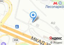 Компания «Байкал-Сервис» на карте
