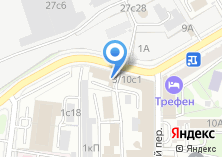 Компания «КБ Акрополь» на карте