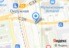 Компания «Империя ковров» на карте