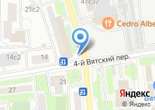 Компания «Дом быта на Башиловской» на карте