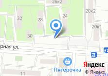 Компания «Аурина» на карте