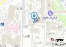 Компания «Оттиск» на карте