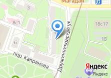 Компания «Патентная информация сегодня» на карте