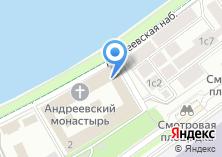 Компания «Мега Подарки» на карте