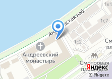 Компания «Золотой Витязь» на карте