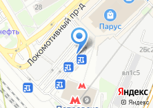 Компания «Мосгортранс» на карте