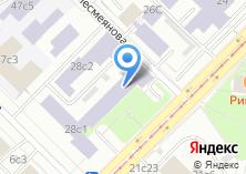 Компания «Бытхим-2» на карте