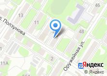 Компания «Абонентский отдел» на карте