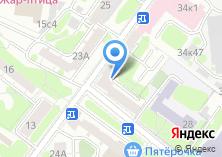 Компания «Парикмахерский салон» на карте