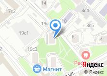 Компания «МК Принт» на карте