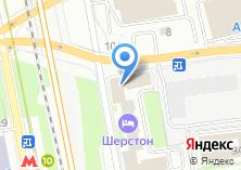 Компания «Как дома» на карте