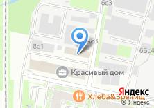 Компания «АСТРЕЯ-Регион» на карте