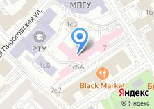 Компания «НИИФХМ» на карте