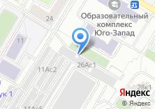 Компания «Огнеупорпром» на карте