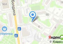 Компания «Тара» на карте