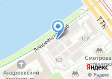 Компания «Андреевская набережная» на карте